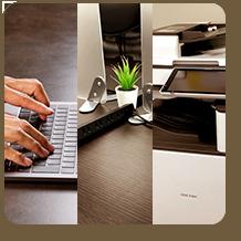 Wi-Fi完備・フリー電源完備・格安コピー機完備